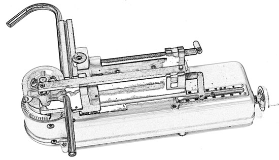 Lakeland Products | Model 632 Tube Bender - Lakeland Products